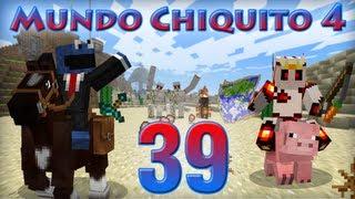 Mundo Chiquito 4 - Ep 39 - Las Luce que parpadean! (preston)