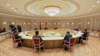 Лукашенко: как бы нас ни давили, мы проведем белорусско-российские учения масштабно и серьезно