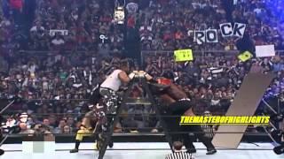 The Hardy Boys VS Edge & Christian VS The Dudley Boyz Wrestlemania 17 Highlights [HD]