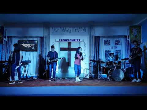 'BORN TO PRAISE' -Planetshakers   Jesus Walkers Cover