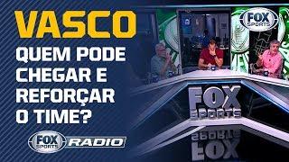 REFORÇOS NO VASCO? Clube sonda três jogadores do elenco do Palmeiras