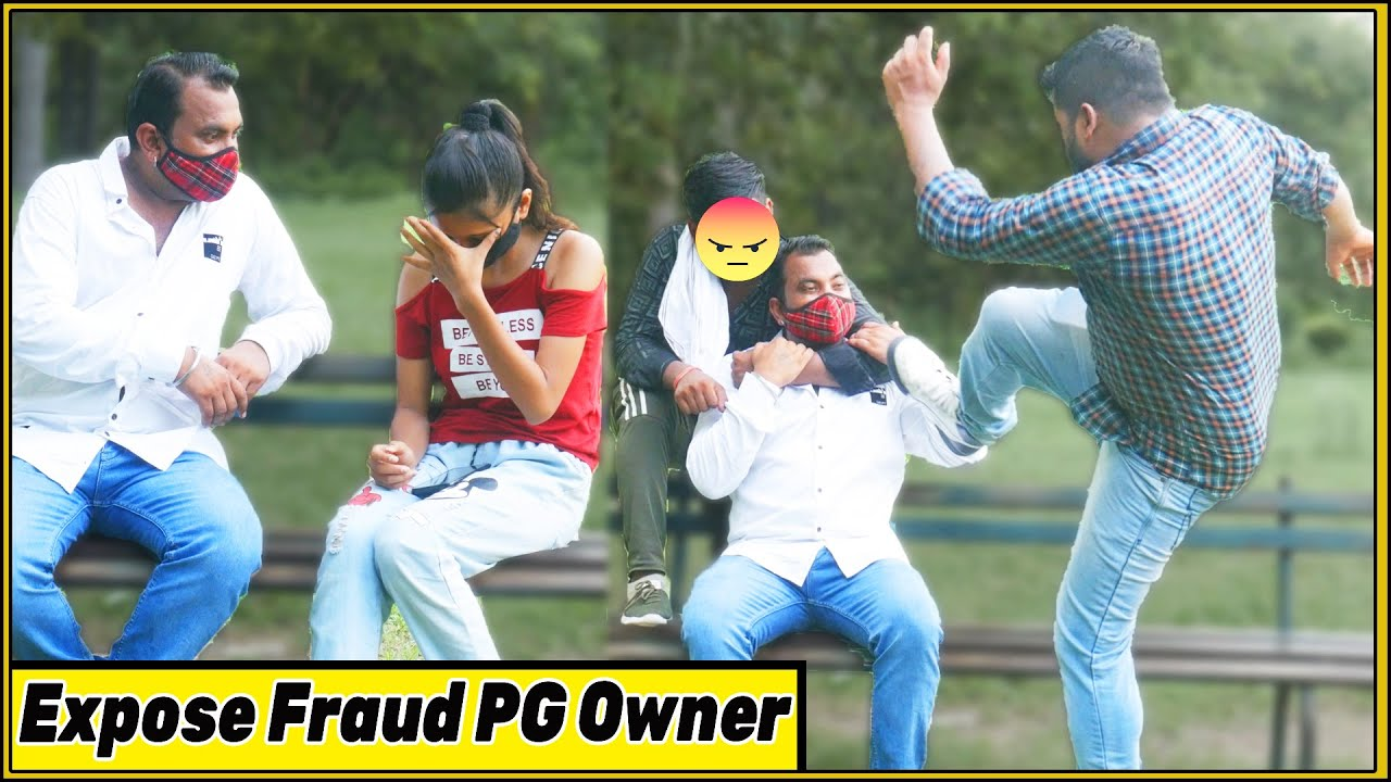 Pg Owner exposed | karta Tha Galat Kaam | expose Gone Fighting | exposed Gone wrong  |video by kumar