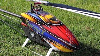 Alan Szabo Jr. ALIGN Trex 700X Prototype Test Flight 7/29/16