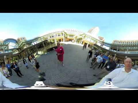 VR 360 Video Tour: Sustainable Building Design in Salt Lake