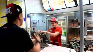 HOW TO ORDER KFC LIKE A BOSS ( FT DIZASTER )