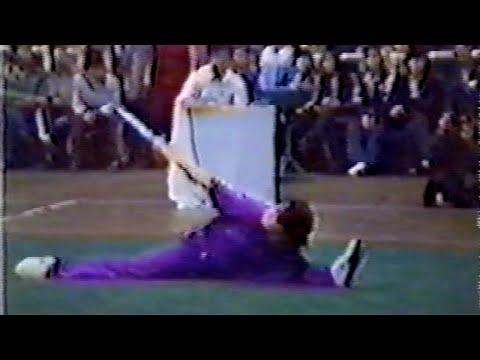 【武術】1984 女子剣術 / 【Wushu】1984 Women Jianshu (Swordplay)
