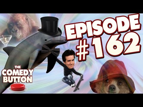 The Comedy Button - Episode 162 on Video!