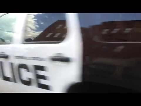 Cripple Creek Police units parked