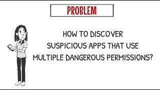 rEVO PERMISSION MANAGER - HOW TO DISCOVER SUSPICIOUS APPS THAT USE MULTIPLE DANGEROUS PERMISSIONS?