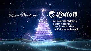 Lollo10 Spot Natale 2018
