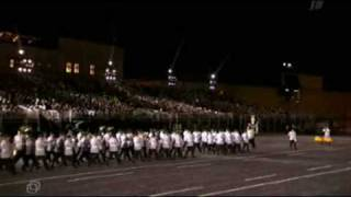 Red Square Parade- Bundeswehr Music Corps