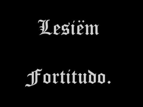 Lesiëm - Fortitudo - Vídeo traducido al Español.