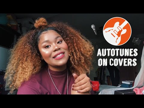HOW TO : Auto tune on YouTube covers with iPhone on GarageBand