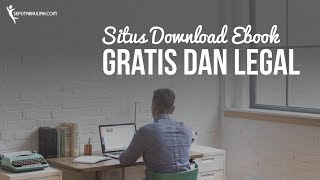 Gambar cover Situs Download Ebook Gratis dan Legal