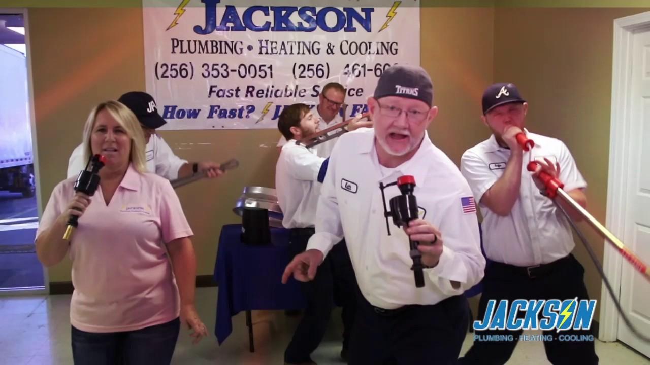 Jackson Plumbing Heating Cooling Huntsville Madison Athens Decatur Harte Area