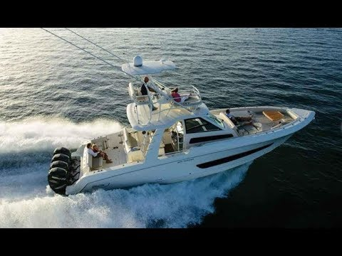 2020 Boston Whaler 420OR Boat For Sale At MarineMax Wrightsville Beach, NC