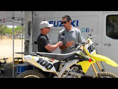 Racer X Films 2016 Suzuki RM-Z450 Intro