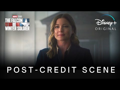 Marvel Studios' The Falcon And The Winter Soldier | Episode 6 Post-Credit Scene | Disney+