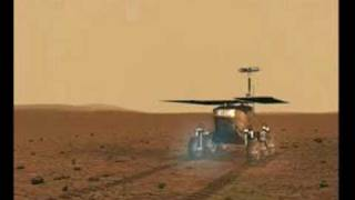 Animation of the ExoMars mission