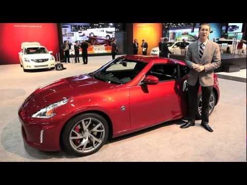 2013 Nissan 370Z - 2012 Chicago Auto Show