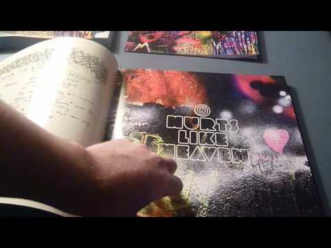 Mylo Xyloto Pop Up Vinyl Unboxing/Review