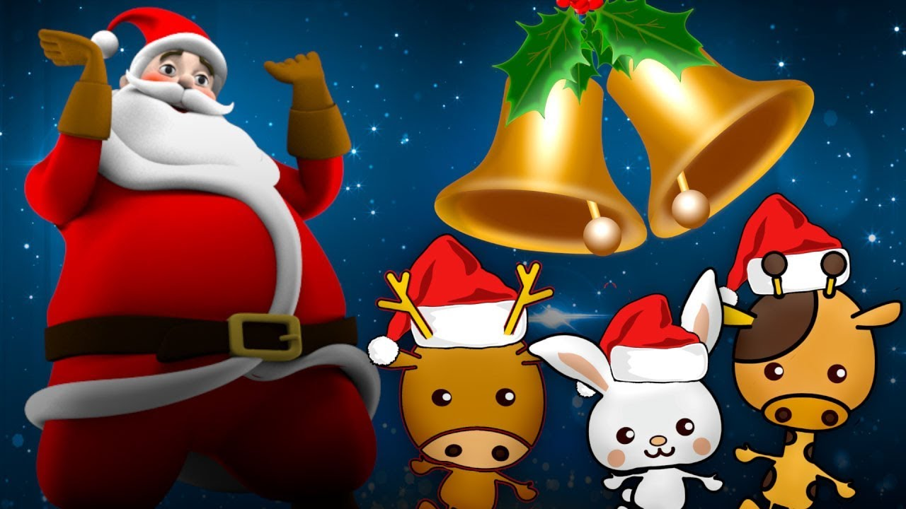 Jingle Bells 2020 🌟 Santa Dance for Kids ☃️ Christmas ...