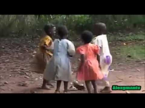 African Children life