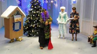 Новый год 2017 детсад Сибирячок