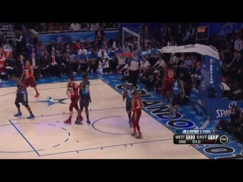2012 NBA All-Star Game Best Plays