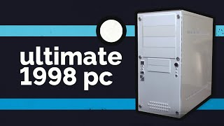 Build the Utimate Retro Gaming PC for £60 - 3DFX Voodoo 2 SLI Win98 Gaming Rig