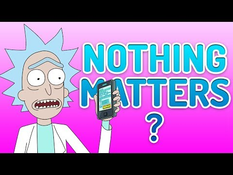 Do Things ACTUALLY Matter in Rick & Morty?