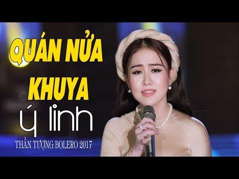 Qu谩n N峄璦 Khuya | Tuy峄噒 Ph岷﹎ Bolero G芒y Nghi峄噉 M峄沬 Nh岷 C峄 脻 Linh - Th岷 T瓢峄g Bolero 2017