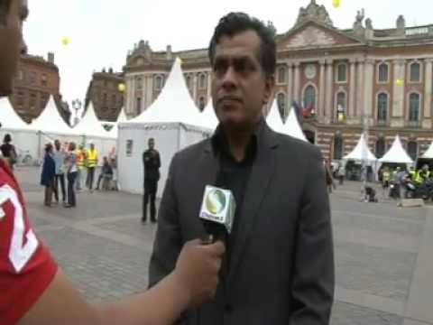 Election  News Toulouse 1st Part Channel s 7 July 2012
