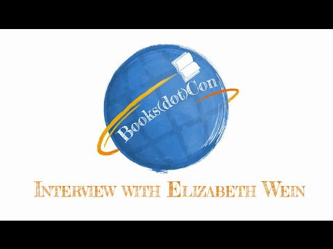 Books(dot)Con - Interview with Elizabeth Wein