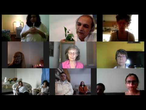 Gnani Purush Dadashri: Akram Vignan Sudamerica: 30 Charan Vidhi: April 15 2017