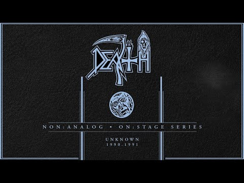 DEATH: Non Analog | On Stage Series - LIVE 1990-1991