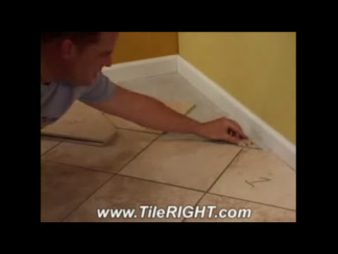 How To Measure Diagonal Tile Cuts Diamond Tile Cuts And More Tile