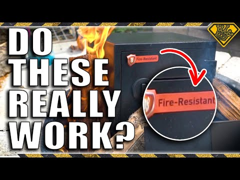 Testing Fire Resistant