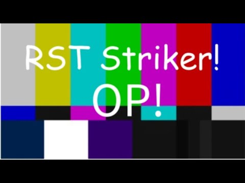 Rst Striker Showcase Ragdoll System Test Roblox Exploiting