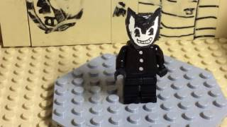 Lego Bendy And The Ink Machine Song - Build Are Machine / prev…