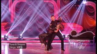 Tuna & Simone -Kercimi i dyte - Dance Fusion - Finalja - Show - Vizion Plus