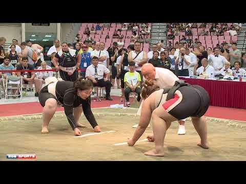 ::Women's Heavy-weight Final::