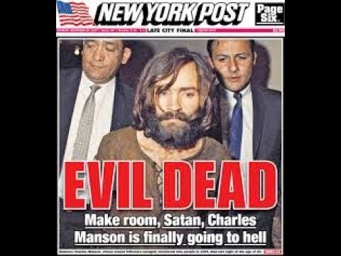 The Truth About Charles Manson Youtube