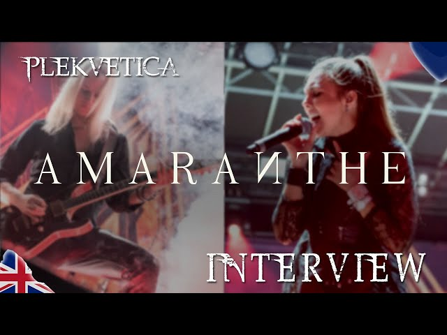 [Interview] Amaranthe (2019) | Modern Melodic Metal