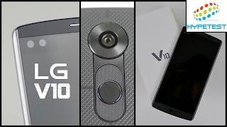 LG V10 - Le test en français - Hypetest - HD