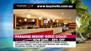 Buyinvite Travel Deal: The Gold Coast Thumbnail