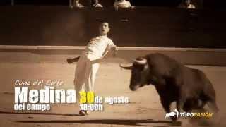 Spot del certamen de cortes de novillos de Medina del Campo 2014