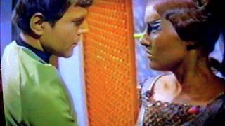 Sexy Klingon -- Day of the Dove  Star Trek