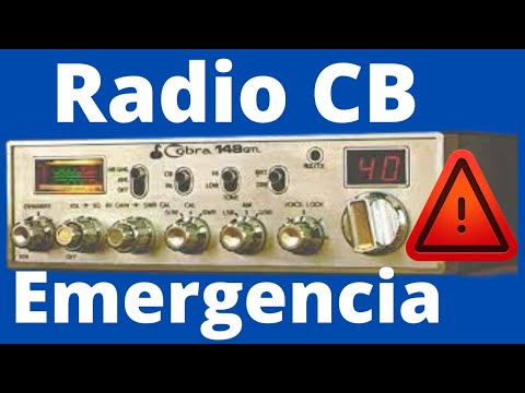 Radioaficionados en emergencias Terremoto de San Salvador 1986