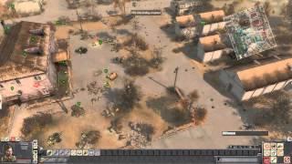Men of War - Evacuation - Walkthrough Gameplay PC